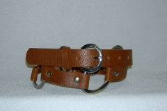 F011 Oval ring belt